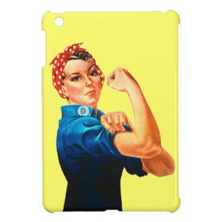 Rosie the Riveter iPad Mini Case