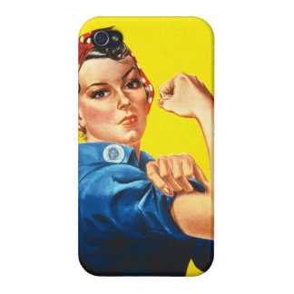 Rosie the Riveter iPhone 4/4S Case
