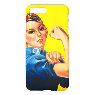Rosie the Riveter iPhone 8 Plus/7 Plus Case