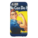 Rosie the Riveter iPhone Cover Barely There iPhone 6 Case