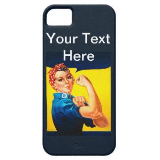 Rosie the Riveter iPhone SE/5/5s Case