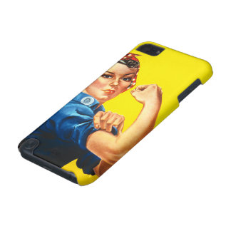 Rosie the Riveter iPod Touch 5G Cover