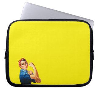 Rosie the Riveter Laptop Sleeve