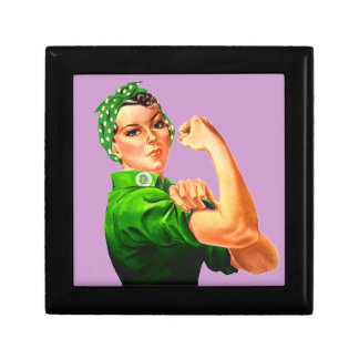 Rosie The Riveter - Military Support Gift Box