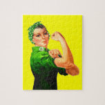 Rosie The Riveter - Military Support Puzzle