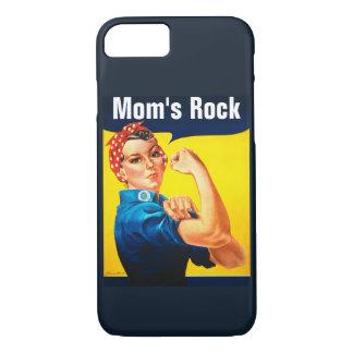 Rosie The Riveter ~ Mom's Rock iPhone 7 Case