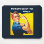 Rosie the Riveter Mouse Pad