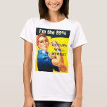 Rosie the Riveter OWS t-shirt