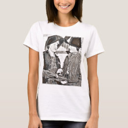 Rosie the Riveter Pals T-Shirt