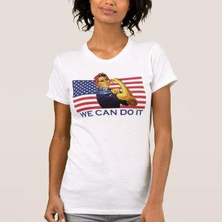 Rosie the Riveter Patriotic t shirt