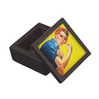 Rosie the Riveter Premium Gift Box