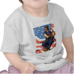 """""""Rosie the Riveter"""" Shirts"""