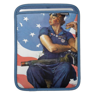 Rosie the Riveter Sleeve For iPads