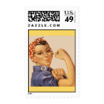Rosie the Riveter! Stamp