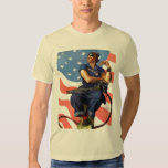 """Rosie the Riveter"" T Shirt"