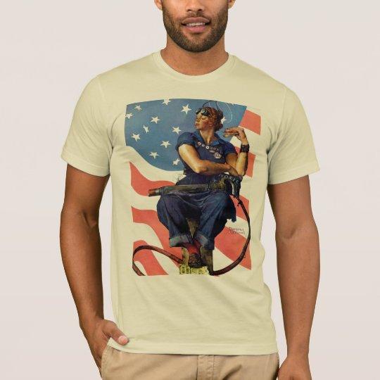"""Rosie the Riveter"" T-Shirt"