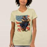 """""""Rosie the Riveter"""" Tee Shirt"""