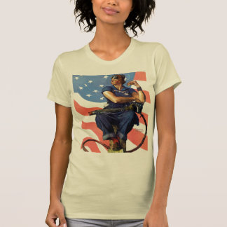 Rosie the Riveter Tee Shirts