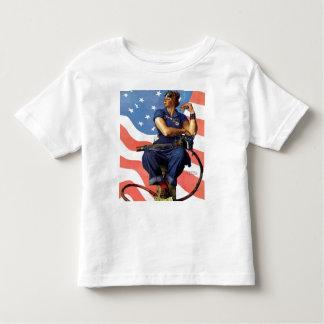Rosie the Riveter Toddler T-shirt