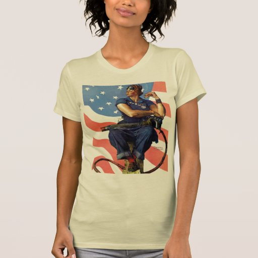 Rosie the Riveter T-shirts