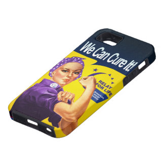 "Rosie the Riveter ""We can cure it!"" iPhone SE/5/5s Case"