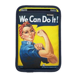 Rosie the Riveter We can Do it iPad Mini Sleeve