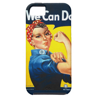 "Rosie the Riveter – ""We Can Do It!"" iPhone SE/5/5s Case"