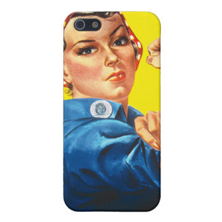 Rosie the Riveter, We Can Do It! iPhone SE/5/5s Case