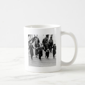 Rosie the Riveters on the Boardwalk Coffee Mug