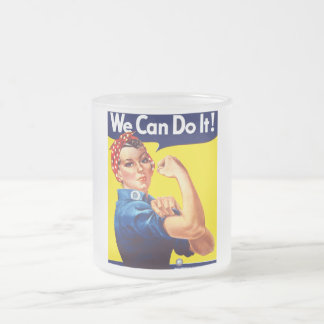 Rosie The Rivetor Coffee Mugs