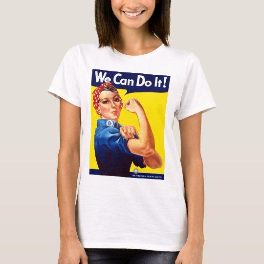 Rosie The Rivetor T-Shirt