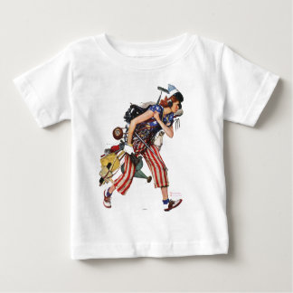 Rosie to the Rescue Baby T-Shirt