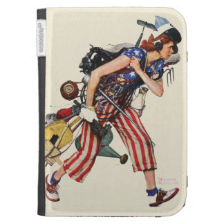 Rosie to the Rescue Kindle 3G Cases