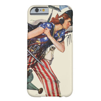 Rosie to the Rescue Barely There iPhone 6 Case