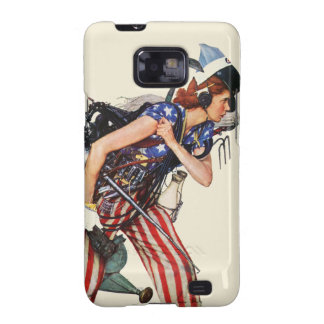 Rosie to the Rescue Samsung Galaxy SII Covers