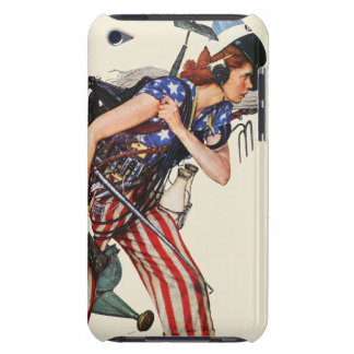 Rosie to the Rescue iPod Touch Cases