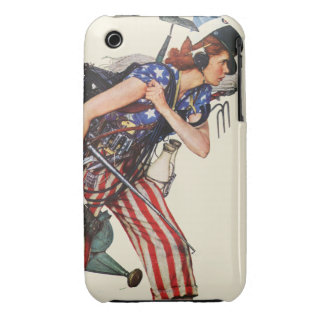 Rosie to the Rescue iPhone 3 Case-Mate Cases