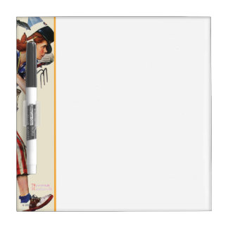 Rosie to the Rescue Dry Erase Board