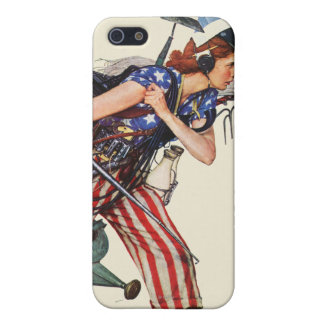 Rosie to the Rescue iPhone 5 Cover
