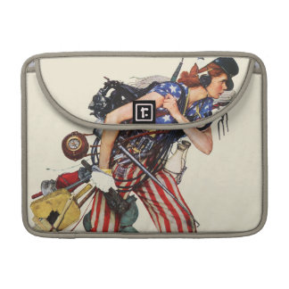 Rosie to the Rescue MacBook Pro Sleeve