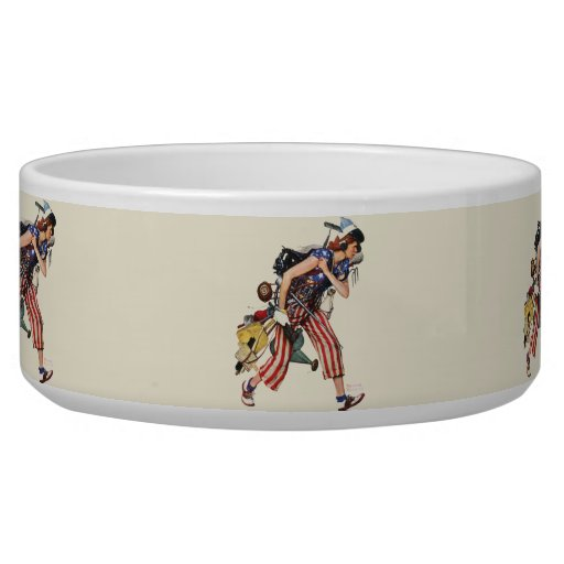 Rosie to the Rescue Pet Water Bowl