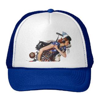 Rosie to the Rescue Trucker Hat
