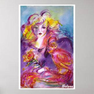 ROSINA / Venetian Masquerade Ball Poster