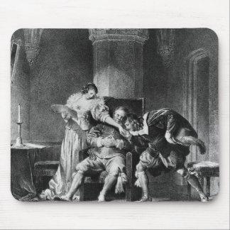 Rosine, Bartholo, Count Almaviva Mousepad