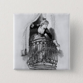 Rosine Pinback Button