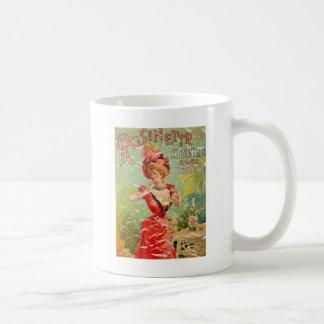 Rosinette 1823- distressed coffee mug
