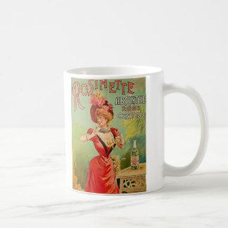 Rosinette Absinthe 1823 Coffee Mug