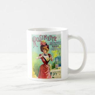Rosinette Absinthe Coffee Mug
