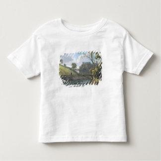 Roslin Castle, Midlothian (w/c and gouache on pape Toddler T-shirt