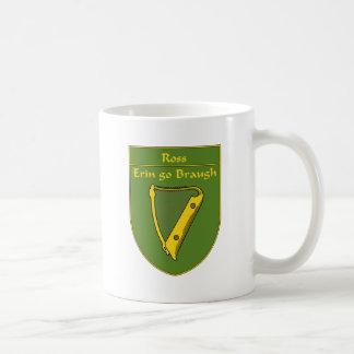 Ross 1798 Flag Shield Coffee Mug